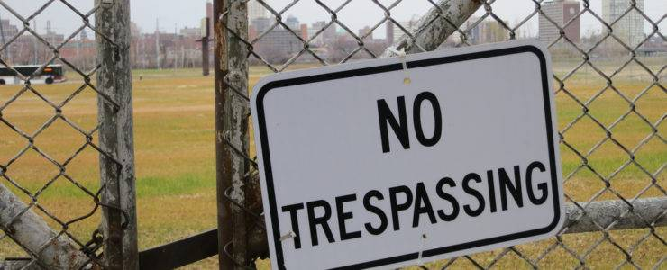 Explaining Nevada Law: Trespassing