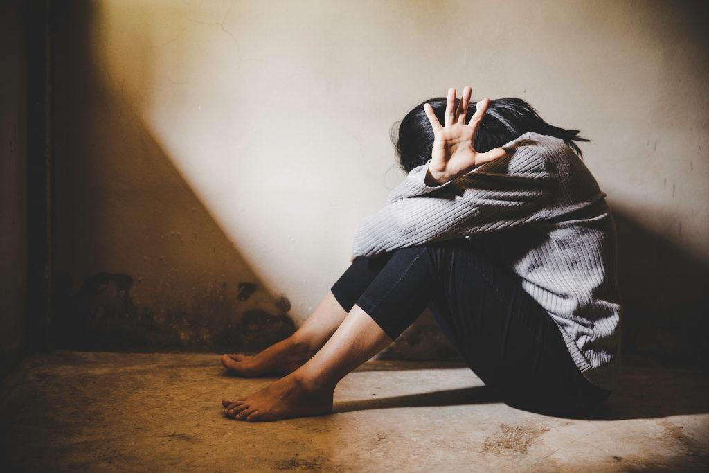 Victim of domestic violence